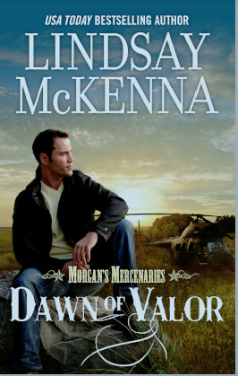 Dawn of Valor ebook cover book 4 of original morgans merc