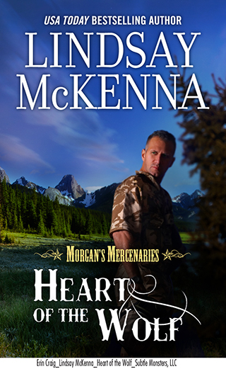 FB Heart of the Wolf by Lindsay McKenna ebook cover