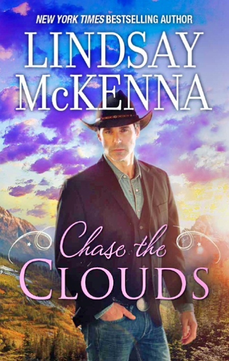 Chase the Clouds by Lindsay McKenna brings in her experience and knowledge of horses.