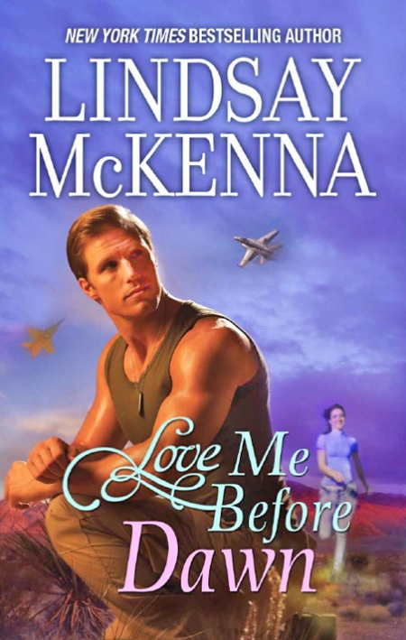 "Love Me Before Dawn by Lindsay McKenna incorporates her experience as a civilian pilot as well as seven days of research at Edwards Air Force Base.  She also flew in a ""chase"" plane during a test flight over this desert base.  She interviewed test pilots as well as pilots going to Test Pilot School at this base, for this book."