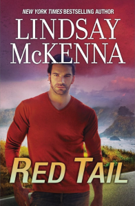 Red Tail by Lindsay McKenna is Book 1 of the Travis Trilogy