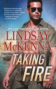Taking Fire, HQN, Shadow Warriors Series, 2.25.2015