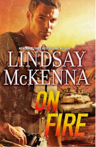 ON FIRE by Lindsay McKenna