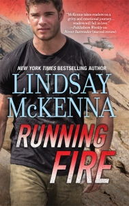 RUNNING FIRE by Lindsay McKenna, Shadow Warriors Series