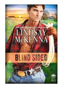 FB size BLIND SIDED by Lindsay McKenna