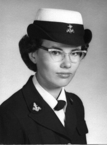 Lindsay McKenna aka eileen nauman US Navy bootcamp photo copy